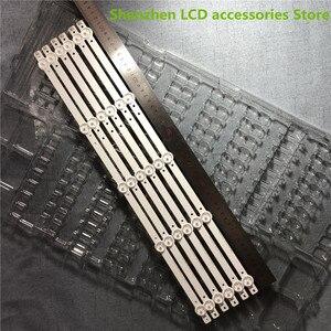Image 3 - 3 יח\חבילה 530mm LED תאורה אחורית רצועת עבור פרולין Bravis 28C2000B 28 אינץ טלוויזיה L2830HD SVJ280A01 REV3 5LED 130402 M280X13 100% חדש