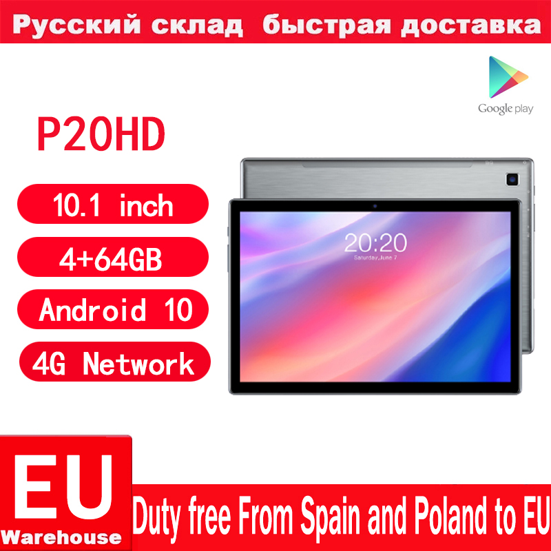 Call-Tablet Network-Phone GPS 4GB 19201200 Android Octa-Core Teclast P20hd SC9863A IPS