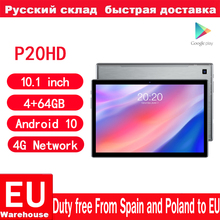 Call-Tablet Network-Phone 19201200 Android Teclast P20hd Octa-Core 4G GPS SC9863A 64GB