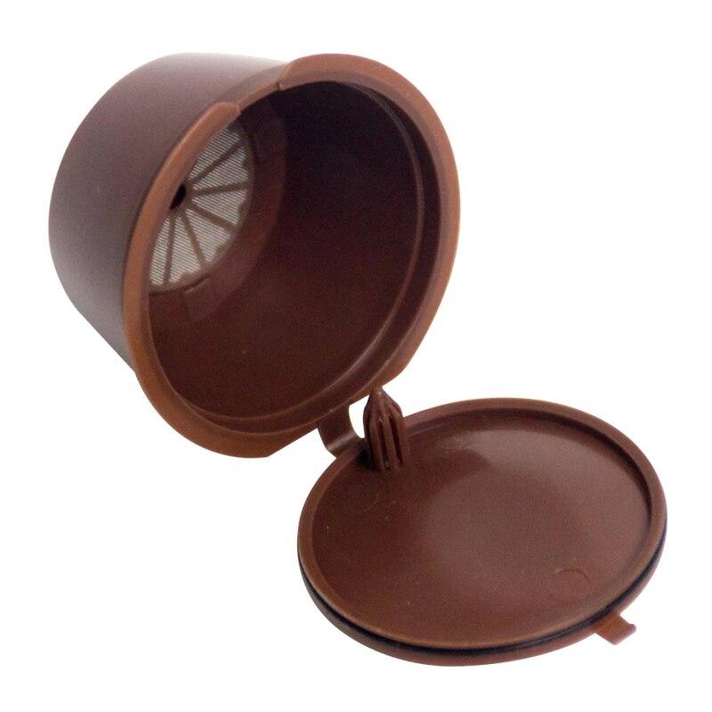 Многоразовый фильтр для кофе Nestle многоразовые кофейные капсулы пластиковые кофейные капсулы фильтр dolci gusto капсулы