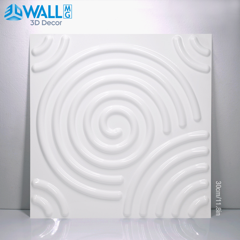 30x30 cm 3D tile panel mold plaster wall decoration 3D wall stickers living room 3D wallpaper mural bathroom kitchen accessories