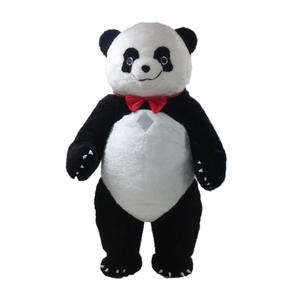 Costume-Suit Panda-Mascot Party-Game Cosplay for Adult Suitable-For To Dress Outfits