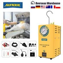 AUTOOL SDT202 Universal Car Leakage Test Leak Locator Detector Evap Vacuum Smoke Diagnostic Tester Gas Analyzers For Automotive