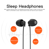 Sleeping earphone soft silicone he