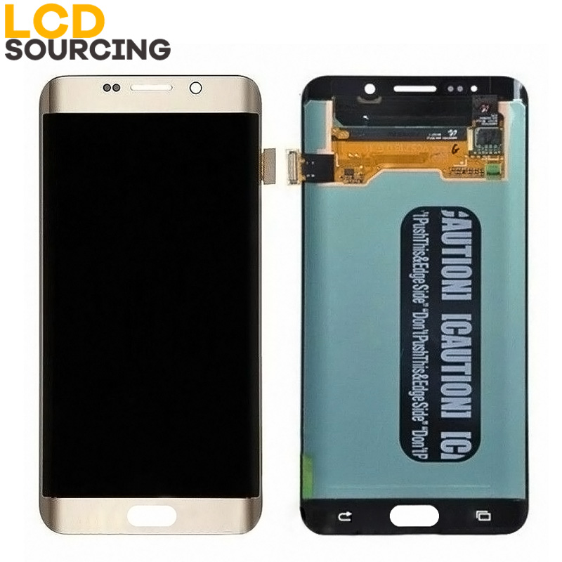 Image 5 - 5.1' AMOLED for Samsung Galaxy S6 Edge G925 G925F G925A LCD Display Touch Screen Digitizer Monitor Assembly FOR S6 Edge Replace-in Mobile Phone LCD Screens from Cellphones & Telecommunications