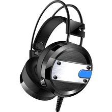 dengan Gaming Headphone Mikrofon
