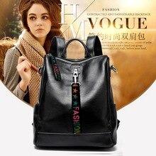 2020 Women 100% Genuine Leather Backpack High Quality Youth Backpacks for Teenage Girls Female School Shoulder Bag Bagpack