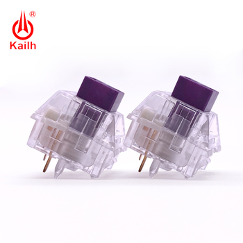 Kaih BOX Crystal Royal Switches Game Machine Keyboard diy switch RGB/SMD IP56 Water-proof MX Switches Tactile handfeel limit switches d4nl 1afg b