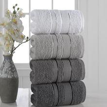Softy Towel Set 4 pcs 50x85 cm soft absorbent elegant quality