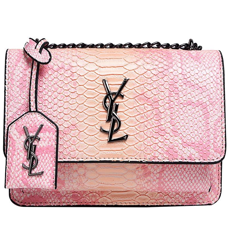 2021 Европейская и американская Новая модная Высококачественная маленькая квадратная сумка на цепочке, модная роскошная сумка-мессенджер на...