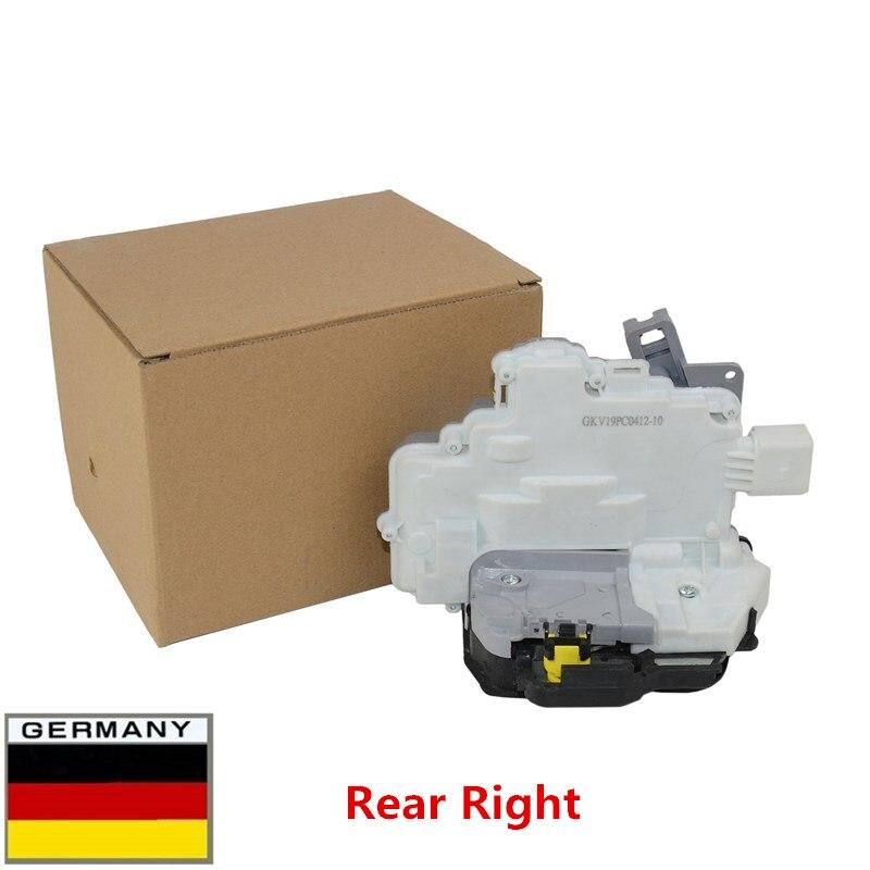 AP01 nuevo Actuador de pestillo de bloqueo de puerta trasero derecho 4F0839016 para Seat Exeo Audi A3/S3 A6/S6 C6 A8/S8 R8 RS3 RS6 A4
