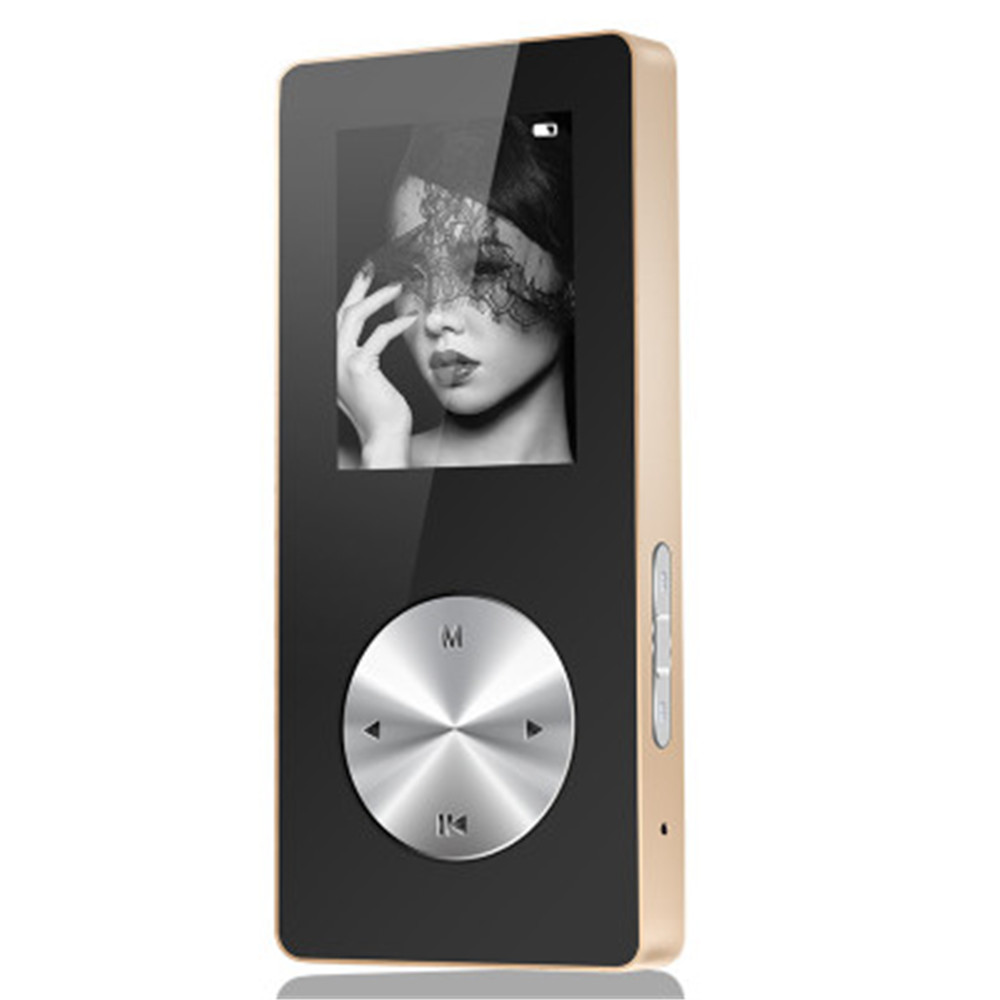 Mp3 Player Bluetooth Music Player Lossless Recorder Mp3 Module Pen FM Radio Video Movie Support Video Playback