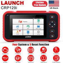 Launch CRP129i OBD2 Diagnostic Tool Airbag Code Reader OBD2 Scanner Automotive Scan Tool Odb Auo Scanner Eobd Obdii CRP129I