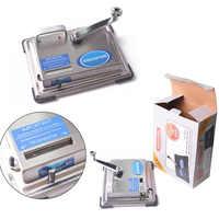 Handgemachte DIY Automatische Manuelle Zigarette Tabak Kleine Zigarette Roll Maschine Rauch Injektor Maker Rauchen Zubehör