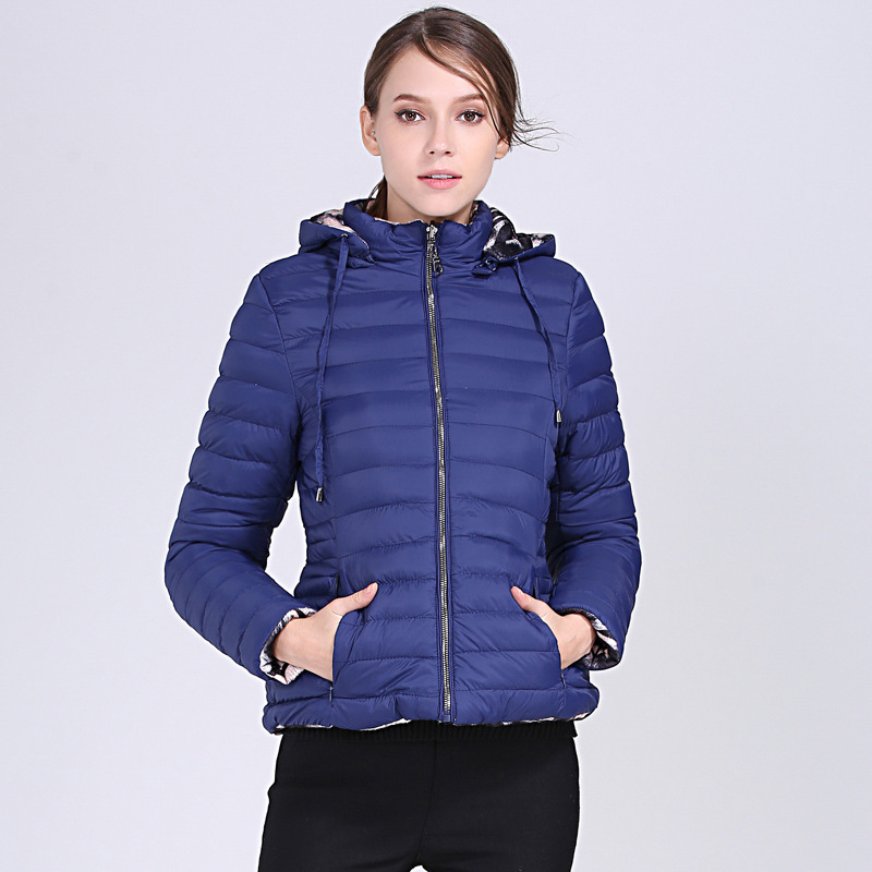 2019 transfrontalier nouveau Style commerce extérieur vêtements rembourrés de coton court coton manteau fabricants vente directe Europe et amérique