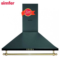 Range Hoods Simfer 8667SM home appliances major appliances built in wall hood for home