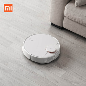 Image 5 - Xiaomi Vacuum Cleaner Robot STYJ02YM/STYTJ02YM Sweeping Mopping 2100Pa Suction Dust Collector Mi Home Planning route  cleaner