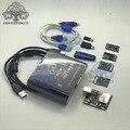 Новый Miracle box + Miracle key + Miracle 5 в 1 emmc адаптер для китайского мобильного телефона Разблокировка + вспышка + ремонт разблокирование коробки
