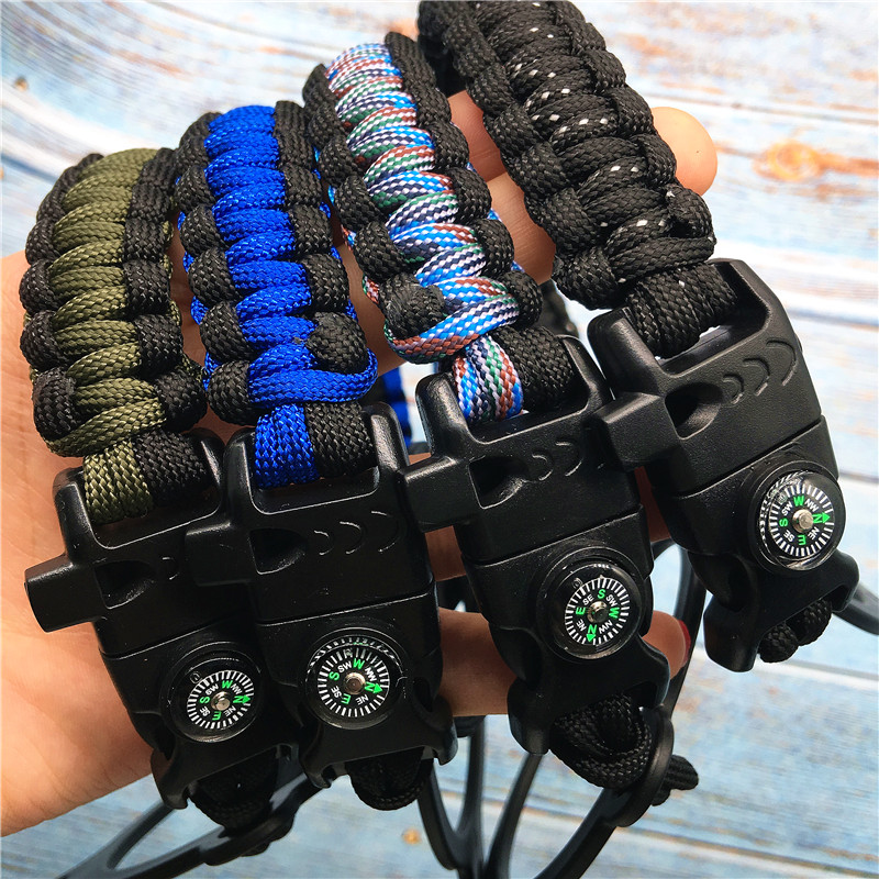 Lanyard Paracord Handle Strap Cord For Water Bottle Carrier With Safety Ring Holder Fits Wide Mouth Bottles 12 Oz To 64 Oz
