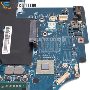 Image 5 - NOKOTION LA 5754P ana kurulu Lenovo G565 Z565 Laptop anakart soket S1 DDR3 ücretsiz cpu