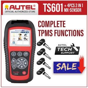 Image 1 - AUTEL MaxiTPMS TS601 TPMS אבחון כלי OBD2 סורק אוטומטי קוד קורא TPMS הפעלת תכנות כלי צמיג לחץ activator