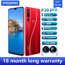 SOYES P30 Pro Mobile Phone Android Smart Unlock Face ID 6.3