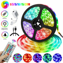 LED Strip Lights 20M RGB 5050 SMD Flexible RGB LED Light