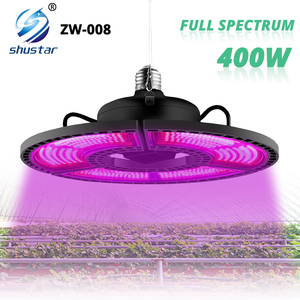 400W Full Spectrum LED Grow Light Phytolamp for Plants E27/E26 Phyto Growth Lamp for Indoor Plant Hydroponics