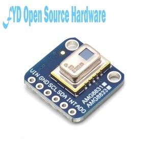 Image 2 - AMG8833 ir 8 × 8サーマルイメージャアレイ温度センサーのためのラズベリーパイ