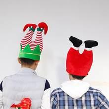 Забавные креативные Мягкие Плюшевые рождественские украшения