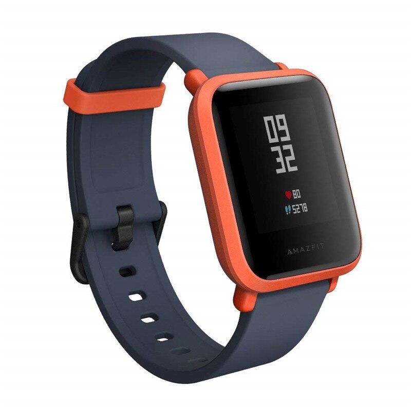 Huami Xiaomi AMAZFIT Smartwatch con Corning Gorilla Glass Schermo Impermeabile Heart Rate Monitor di Dormire Geomagnetici Sensore GPS D20