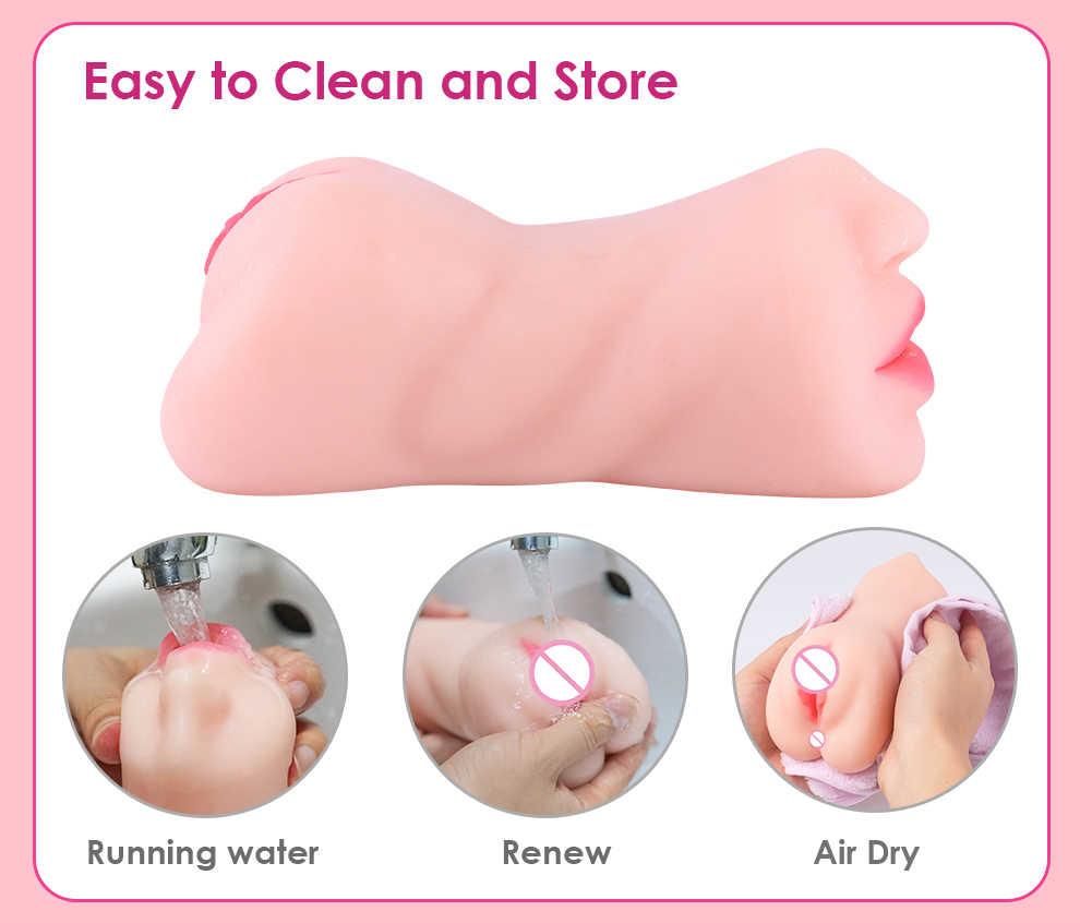Vagina Speeltjes Voor Mannen Realistische Silicone Pocket Pussy Real Sex Virgin Cup Sexshop Nep Erotische Volwassen Speelgoed Mannelijke masturbator
