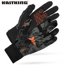 KastKing горный туман неопреновые перчатки мягкий неопрен ладонь флисовая подкладка водонепроницаемый и ветрозащитный полиэстер для зимней рыбалки