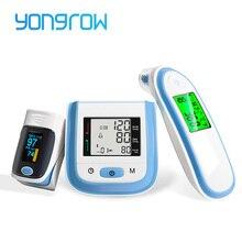 SpO2 血圧計 デジタル医療パルスオキシメータ Yongrow