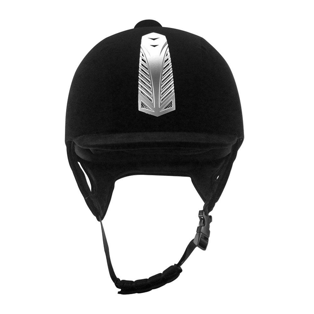 Women Men Protective Guard Sports Equestrian Helmet Half Cover Cap Anti Impact Horse Riding Safety Adult Professional Ultralight