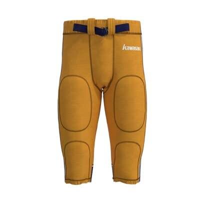 Пользовательские профессиональные американские футбольные брюки для мужчин и женщин детские полиэстер удобные гоночные тренировочные футбольные брюки - Цвет: Бежевый