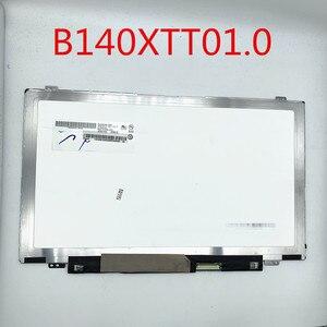 Original a + b140xtt01.0 b140xtt01.1 b140xtt01 portátil lcd tela led para lenovo s400 s410 s410p s415 flex14 matriz de exibição