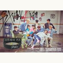 JYP Stray kids Kpop Korean popular group silicone bracelet wristband For Straykids custom jewelry