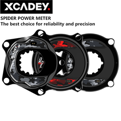Xcadey XPOWER-S Road Fiets Mtb Spider Power Meter Voor Sram Rotor Crank Ronde Ovale Kettingblad 104BCD 110BCD Ant + bluetooth