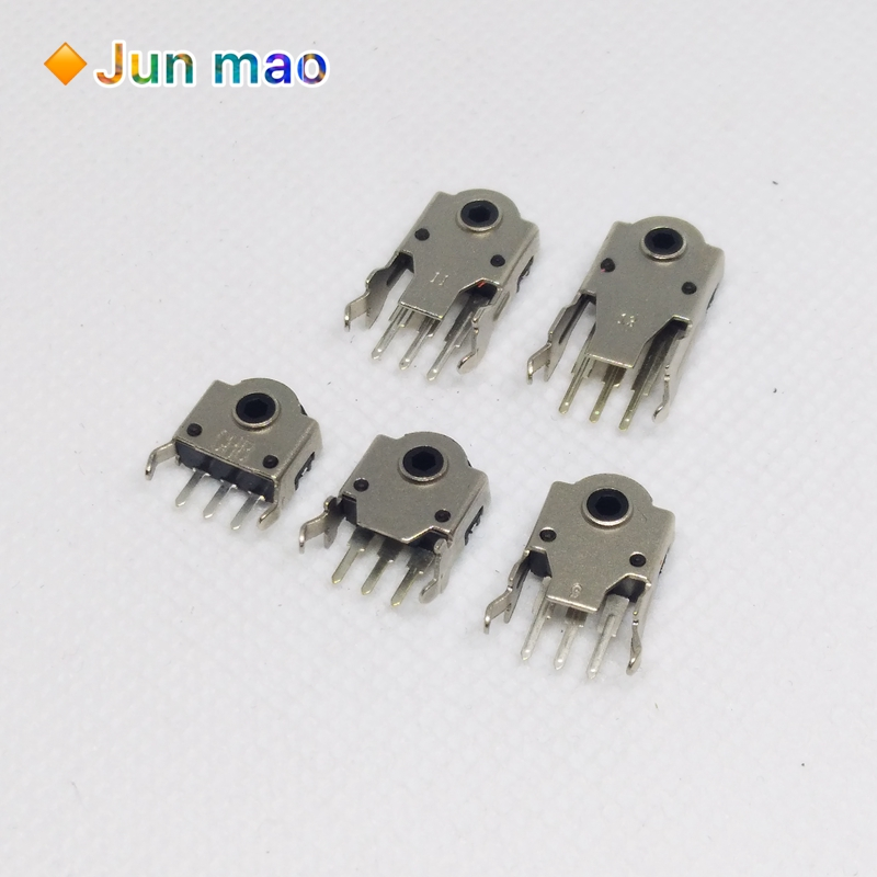 10Pcs 5MM 7MM 9MM 11MM 13MM Mouse Encoder 11mm Wheel Decoder Mouse Switch Connector H-5MM H-7 H-9 H-11 H-13 mm Repair Roller Hot