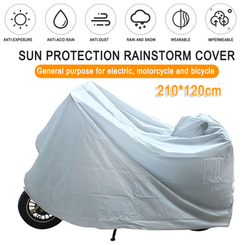 Waterproof Bicycle Cover Outdoor Dustproof Sunshine Covers Guardian MTB Bike Case Bicycle Cover Bicycle Gear Bike Accessories image