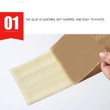 Stereoscopic Waterproof Wallpaper 3d Wall Skirting Tv Self Waist Background Strip Adhesive Border Decorative Line Baseboard B7G4