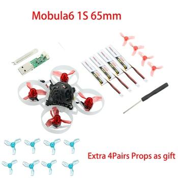 Happymodel Mobula 7 75mm Mobula6 65mm Bwhoop Crazybee F4 Pro OSD 2S FPV Race Drone Quadcopter Upgrade BB2 ESC 700TVL Mobula 6