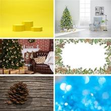Vinyl Custom Photography Backdrops Prop Christmas Theme Photography Background  191106AF-02 цена 2017