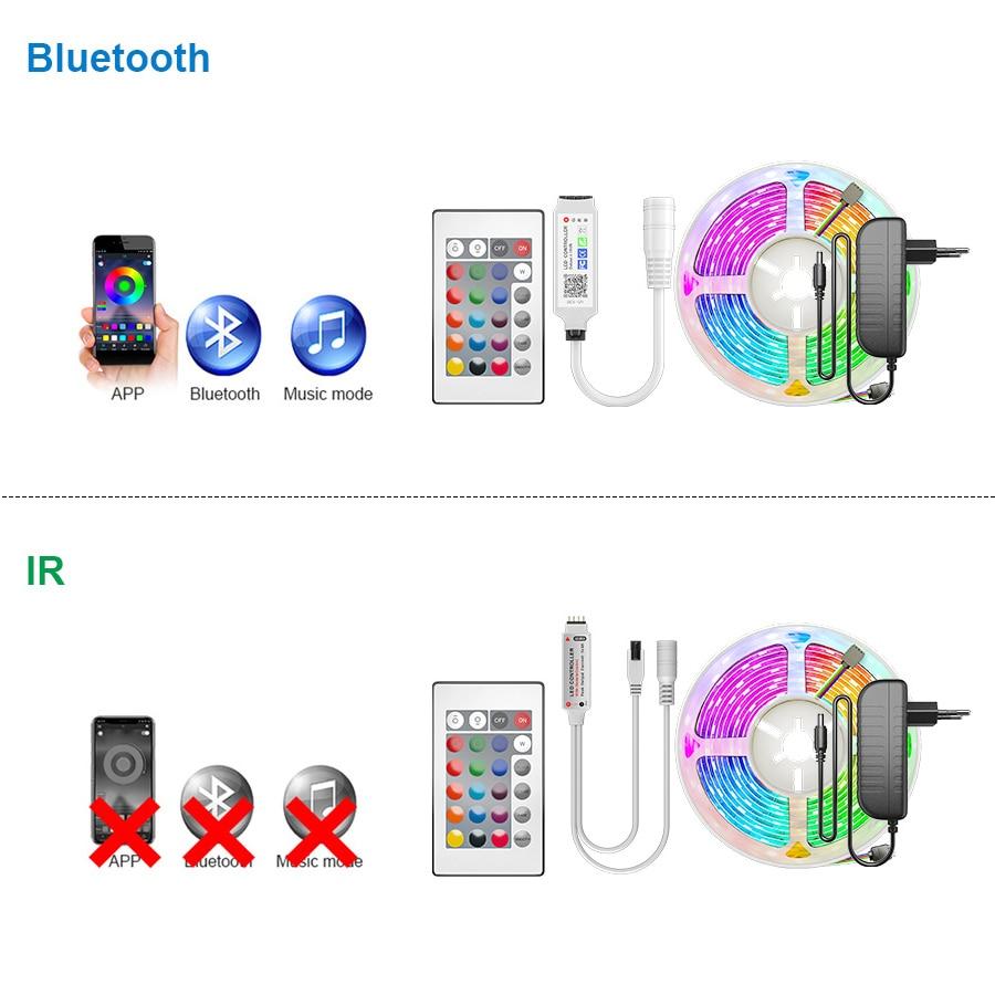 5m10m-RGB-Led-Strip-Light-SMD5050-2835-Bluetooth-Led-Lights-Tape-Flexible-Non-waterproof-12V-LED-(2)