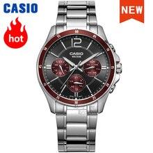 Casio часы наручные часы мужчины лучший бренд роскошные кварцевые часы водонепроницаемые светящиеся мужские часы спортивные военные часы ...