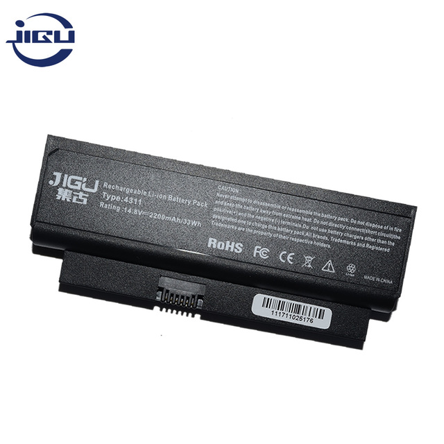 JIGU מחשב נייד סוללה סוללה עבור HP 530975 341 AT902AA HSTNN OB91 579320 001 HSTNN DB91 HSTNN OB92 עבור ProBook 4210s 4310s 4311s