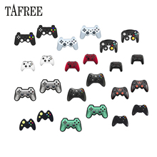 Clip-Earrings Ear-Clip Video-Game-Controller Gifts TAFREE Resin Fashion New-Arrival