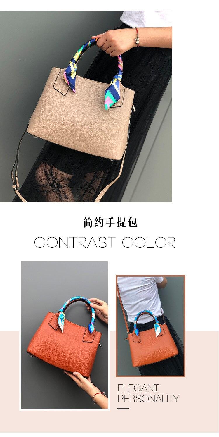Neverout retro sela sacos de couro genuíno ombro/crossbody/messenger sacos para as mulheres saco de couro real com alça de ombro larga - 6