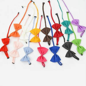 Necklace Bow-Ties Pet-Supplies Dogs-Accessories Puppy Cat-Collar Special Pet-Dog